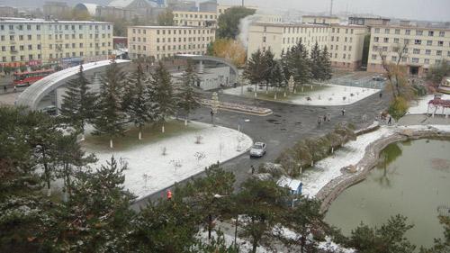 吉林化工學院校園風景